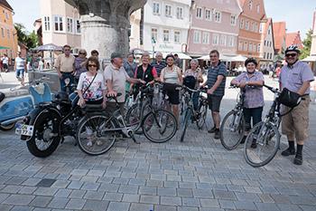Radtour nach Nördlingen